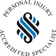 Personal Injury Specialist Logo